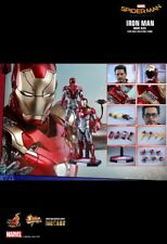 (Pre Order) Hottoys Iron Man Mark XLVII Diecast (Marvel Spider Man Home Coming)