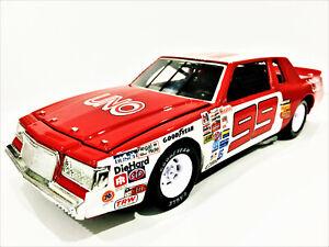 Tim Richmond Racing Champions #99 UNO 1981 Buick Regal Nascar Custom Diecast