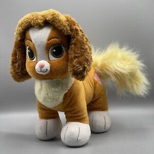 Build a Bear Puppy Dog Disney Palace Pets Plush Belle Teacup Beauty Beast BAB
