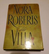Nora Roberts The Villa hardback book