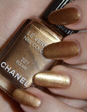 CHANEL Le Vernis ECLAIR 227 Gold Nail Polish BNIB Glitzy Chic LTD ED VERY RARE!!