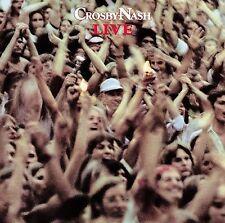 Graham Nash, Crosby & Nash - Live [CD] Rmst