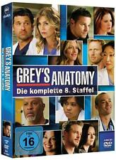 "6 DVD-BOX - ""GREY´S ANATOMY"" - Die komplette 8. Staffel++neu+ovp++"