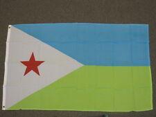 DJIBOUTI FLAG 3X5 FEET  BANNER SIGN AFRICA SOMALI 3'X5' NEW F392