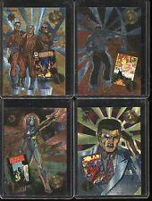 VALIANT ERA I FIRST APPEARANCE 4 CHASE CARDS FA2-FA5-1993-SOLAR-RAI-MAGNUS