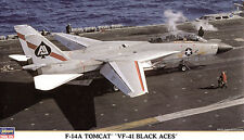 Hasegawa 1:72 00955: F-14A Tomcat VF-41 NERO ACES