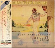 ELTON JOHN Goodbye Yellow Brick Road +4 SACD Deluxe Edition JAPAN 2 CD W/Obi