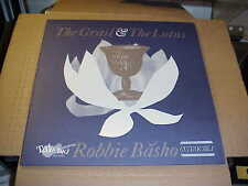 LP:  ROBBIE BASHO - The Grail & The Lotus  NEW UNPLAYED REISSUE FOLK TAKOMA