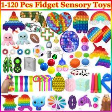 1-99 Fidget It Sensory Toy Set Autismus SEN ADH Fidget Stressabbau Spielzeug