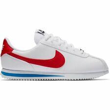 Nike Cortez Basic Sl (Gs)  Zapatillas Blanco Niños