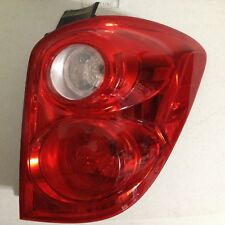 2010 2011 2012 2013 2014 2015 Chevy Equinox Right Passenger Tail Light OEM Shiny