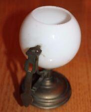 ancienne et étonnante lampe n.p bte s.g.d.g - paris