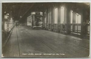 PHOTOGRAPHS-NEWCASTLE. A Proof of The High Level Bridge by E.T.W. Dennis & Sons.
