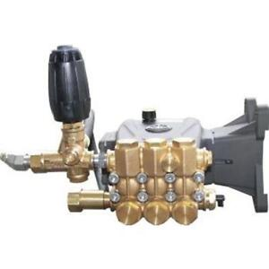 AR RRV4G40D-F24 Pump Made Ready Fully Plumbed Pump 4 GPM @ 4000 PSI + Unloader