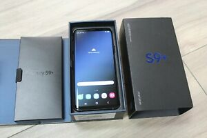 Samsung S9+ G965W 64GB Titanium Grey Smartphone (Unlocked)