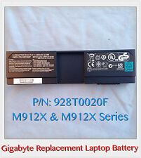 GIGABYTE 92BT0020F 7.2V 4-cell Notebook Original Battery M912X & R912X Series