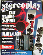 Stereoplay 12/90 Onkyo A-8780, Musical Fidelity A 200, Linn Akito, Linn Ittok