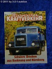 Historischer Kraftverkehr 6/94 Kaeble K 612Z Mercedes L