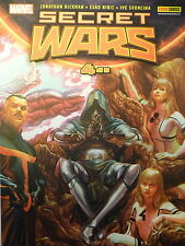 Marvel - SECRET WARS 4 di 9 - Miniserie 167/2016 - PANINI COMICS - NU1