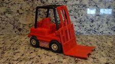 rare 1975 Tonka mini fork lift loader forklift tractor