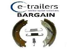 "BARGAIN - 200x50 KNOTT TYPE BRAKE SHOES FOR ONE 8"" DRUM ON IFOR WILLIAMS & MORE"