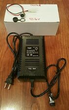 36 Volt DC charger for gel SLA battery for electric scooter ebike eAtv With Port