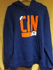 FC Cincinnati Fanatics Branded Primary Team Logo Pullover Hoodie - Royal (2XL)