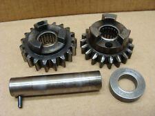 SKI-DOO 98 MACH 1 700 reverse chain case track drive idler gears & shaft