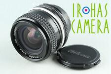 Nikon Nikkor 24mm F/2.8 Ai Lens #29117 A3