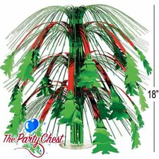 "19"" CHRISTMAS TREE CASCADE CENTERPIECE Festive Office Party Decoration 20552"