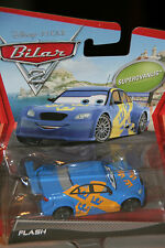 "DISNEY PIXAR CARS 2 ""FLASH"" SUPER CHASE, NO MORE THAN 4,000 PRODUCED"