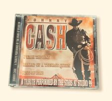 Stars at Studio 99 : Tribute to Johnny Cash Country 1 Disc CD