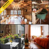 Reisegutschein Schweiz 4 Tage 2 Personen 4* Hotel Wochenende Kurzurlaub Reise