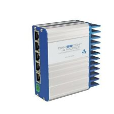 VERACITY CAMSWITCH 4 Mobile (powered via 12V DC or 24V DC), VCS-4P1-MOB