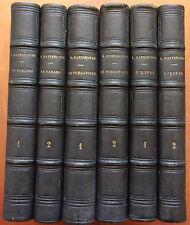 Le Paradis, Le Purgatoire & L'Enfer (6 tomes), Dante, 1856