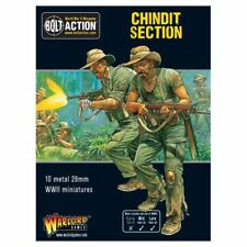 Warlord Games British Chindit Section 28mm United Kingdom WWII Bolt Action