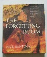"Autographed Book ""The Forgetting Room"" by Nick Bantock  1st/1st"