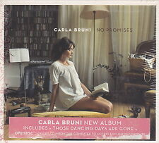 No Promises by Carla Bruni (CD, 2006 Naive) Former French First Lady/Sealed!