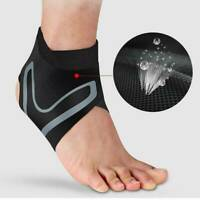 Adjustable Sports Compression Elastic Ankle Brace Support Protect Foot Strap
