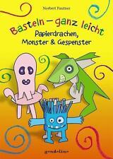 Spiel- & Mitmachbücher mit Bastel-Thema ab 4-8 Jahren im Taschenbuch-Format