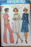 Simplicity Sewing Pattern no. 7148 ladies dress, top & pants sizes 10-12 !/2