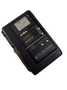 Aiwa HS-J20 Cassette Boy Walkman Vintage portable cassette tape player Works