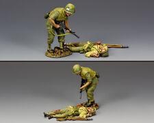 KING & COUNTRY VIETNAM WAR VN049 U.S. MARINE DEAD OR ALIVE MIB