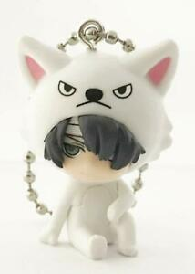 New Anime Manga Gintama Cosplay Mascot Figure Takasugi Shinsuke from Japan