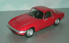 1/24 Scale 1965 Lotus Elan Coupe Diecast Model Sports Car - Welly 24035 Red