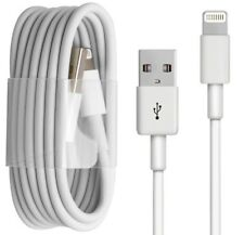Cable Lightning Apple Compatible Iphone 5/6/7/8/X Recharge Et Synchro - 1 Mètre