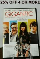 Gigantic (DVD, 2009)~25% Off 4 Or More!