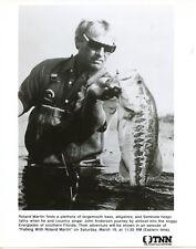 Roland Martin Fishing 8x10 original photo X0233