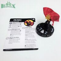 Heroclix Avengers Black Panther & Illuminati set The Hood #058 Super Rare w/card