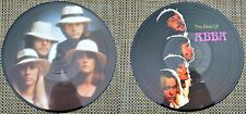 ABBA LP BEST OF PICTURE DISC